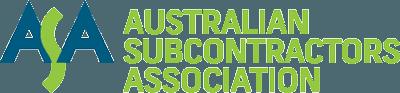 ASA - Australian Subcontractors Association